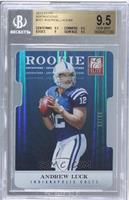 Andrew Luck [BGS 9.5 GEM MINT] #/88