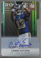 Chris Givens [Noted] #/24