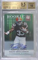 Trent Richardson [BGS 9.5 GEM MINT] #/99