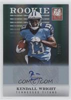Kendall Wright #/99