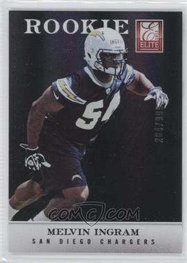 2012 Elite - [Base] #109 - Melvin Ingram /999