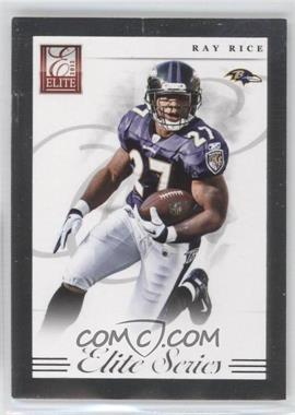 2012 Elite - Elite Series - Silver #9 - Ray Rice /999