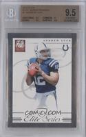 Andrew Luck [BGS 9.5 GEM MINT] #/999