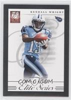 Kendall Wright #/999