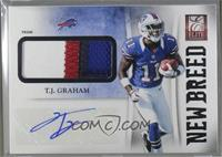 T.J. Graham [Noted] #/25