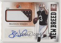 Brandon Weeden /10