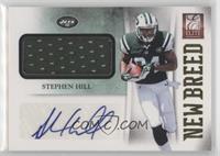 Stephen Hill /50