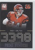 Andy Dalton /999
