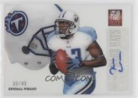 Kendall Wright /49