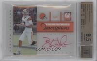 Brandon Weeden [BGS 9.5 GEM MINT]