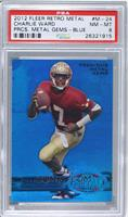Charlie Ward /50 [PSA 8 NM‑MT]