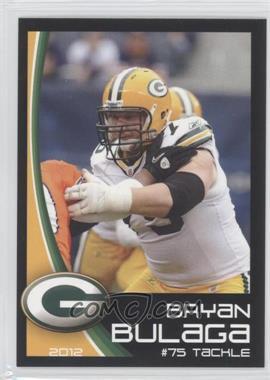 2012 Green Bay Packers Police - [Base] #10 - Bryan Bulaga