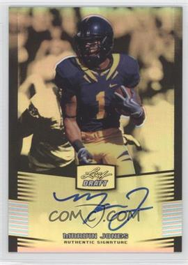 2012 Leaf Metal Draft - [Base] - Silver #MJ1 - Marvin Jones /99