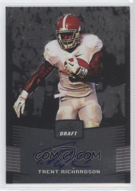 2012 Leaf Metal Draft - [Base] #TR1 - Trent Richardson