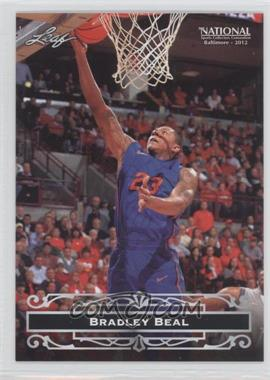 2012 Leaf National Convention - [Base] #VIP-1 - Bradley Beal