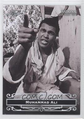 2012 Leaf National Convention - [Base] #VIP-3 - Muhammad Ali
