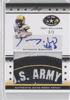 Trey Williams #3/5