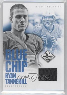 2012 Limited - Blue Chip Materials - Shoes #4 - Ryan Tannehill /49