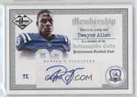 Dwayne Allen /99