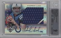 Andrew Luck /49 [BGS 9]