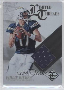 2012 Limited - Threads #45 - Philip Rivers /99