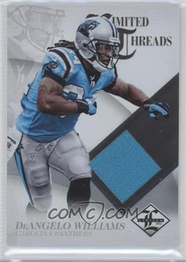2012 Limited - Threads #72 - DeAngelo Williams /99