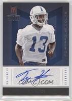 Rookie Signature - T.Y. Hilton /299