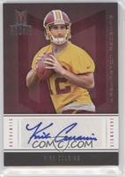 Rookie Signature - Kirk Cousins /299