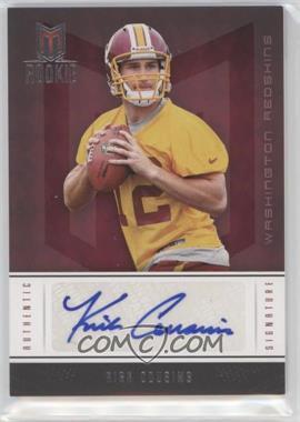 2012 Momentum - [Base] #170 - Rookie Signature - Kirk Cousins /299