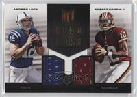 Andrew Luck, Robert Griffin III /149