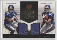 David Wilson, Rueben Randle /149