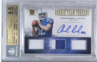Andrew Luck /10 [BGS 9.5]