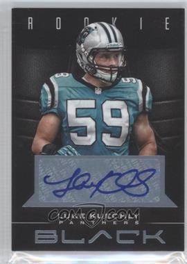 2012 Panini Black - [Base] - Rookie Platinum Signatures [Autographed] #160 - Luke Kuechly /49