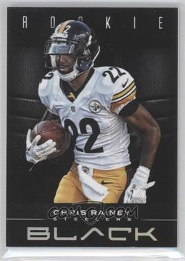2012 Panini Black - [Base] #118 - Chris Rainey /349