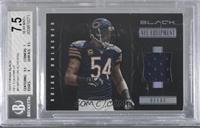 Brian Urlacher [BGS 7.5 NEAR MINT+] #/99