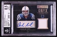 Andrew Luck [BGS8.5NM‑MT+] #/25