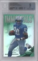 Barry Sanders /5 [BGS 9 MINT]