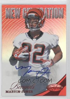 2012 Panini Certified - [Base] - Mirror Red Signatures [Autographed] #289 - Marvin Jones /350