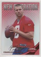 Chandler Harnish [Noted] #/250