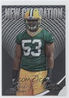 Nick Perry #/999