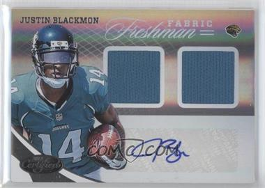 2012 Panini Certified - [Base] #319 - Justin Blackmon /299