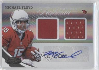 2012 Panini Certified - [Base] #321 - Michael Floyd /399