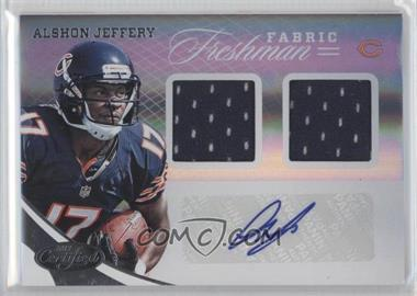 2012 Panini Certified - [Base] #327 - Alshon Jeffery /499