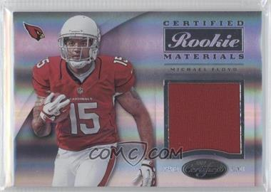 2012 Panini Certified - Certified Rookie Materials #20 - Michael Floyd /299