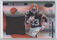 Trent Richardson #/299