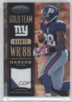 Hakeem Nicks /49