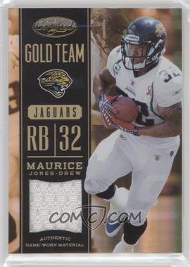 2012 Panini Certified - Gold Team Materials #2 - Maurice Jones-Drew /99