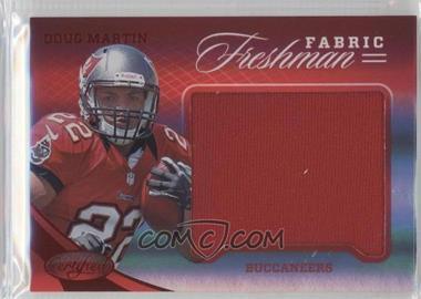 2012 Panini Certified - Materials - Mirror Red #325 - Doug Martin /149