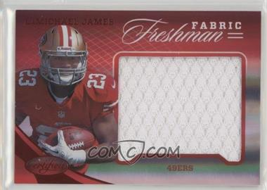 2012 Panini Certified - Materials - Mirror Red #338 - LaMichael James /149