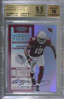 Michael Floyd [BGS 9.5 GEM MINT] #1/1
